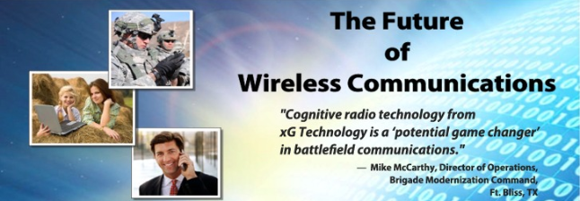 xG Technology Inc. Banner Image