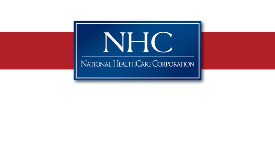 National HealthCare Corporation Banner Image