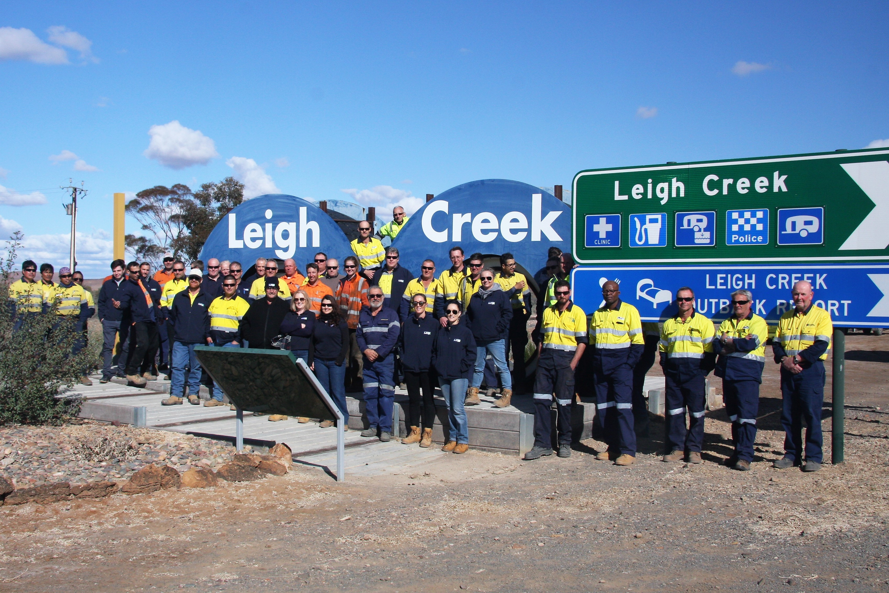 Leigh Creek Energy Banner Image