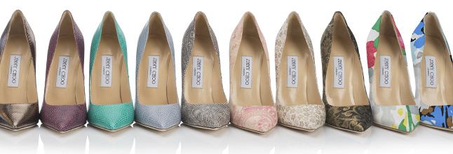 Jimmy Choo PLC Banner Image