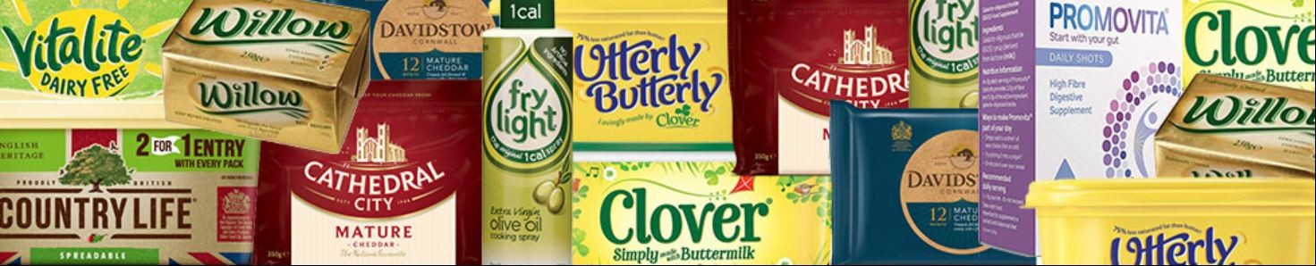 Dairy Crest Group plc Banner Image