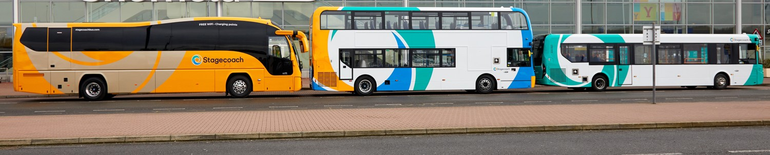 Stagecoach Group plc Banner Image