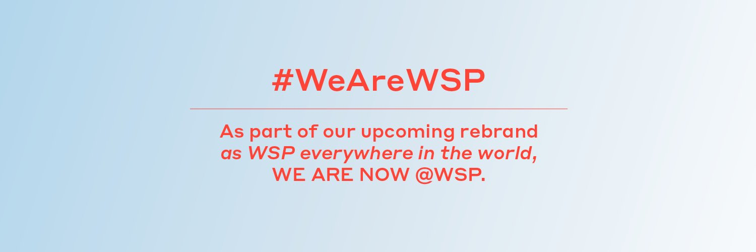 WSP Group plc Banner Image