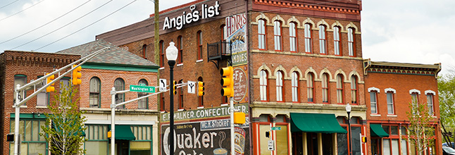 Angie's List Inc Banner Image