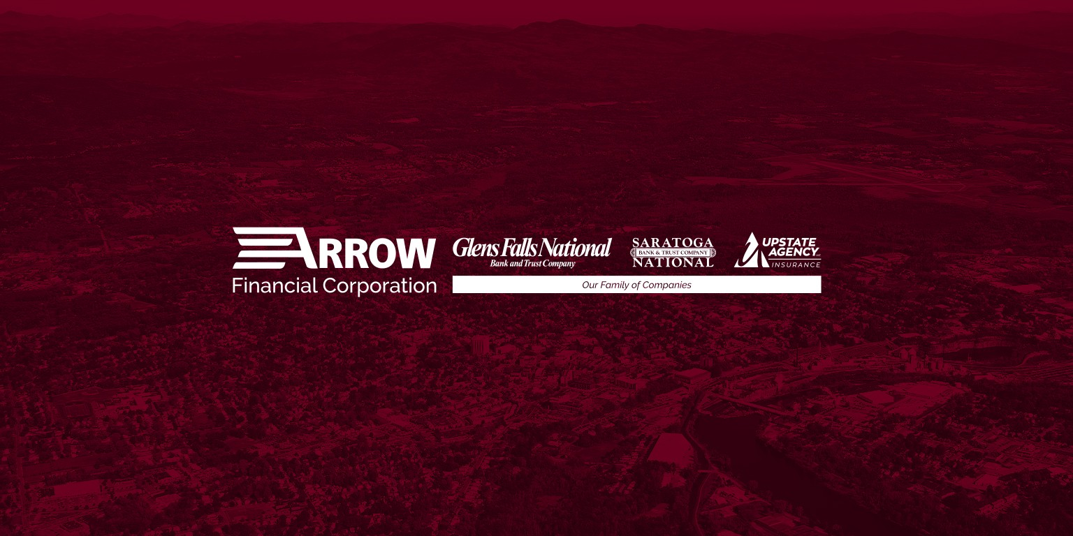 Arrow Financial Corporation Banner Image