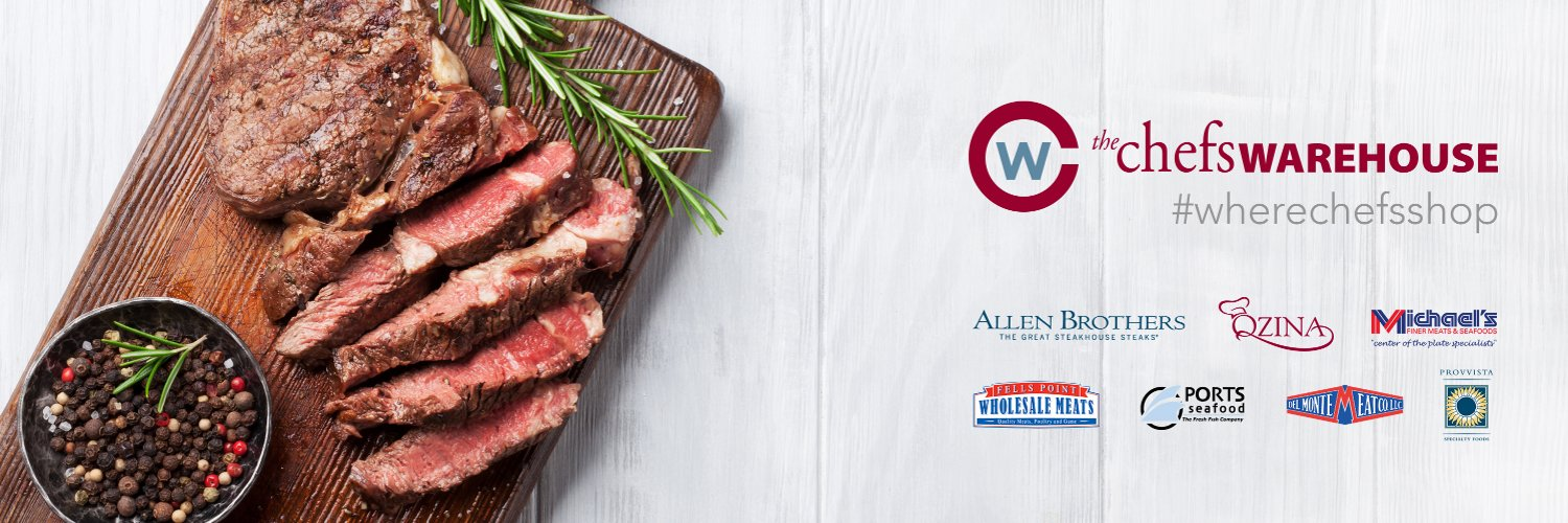 The Chefs Warehouse Banner Image