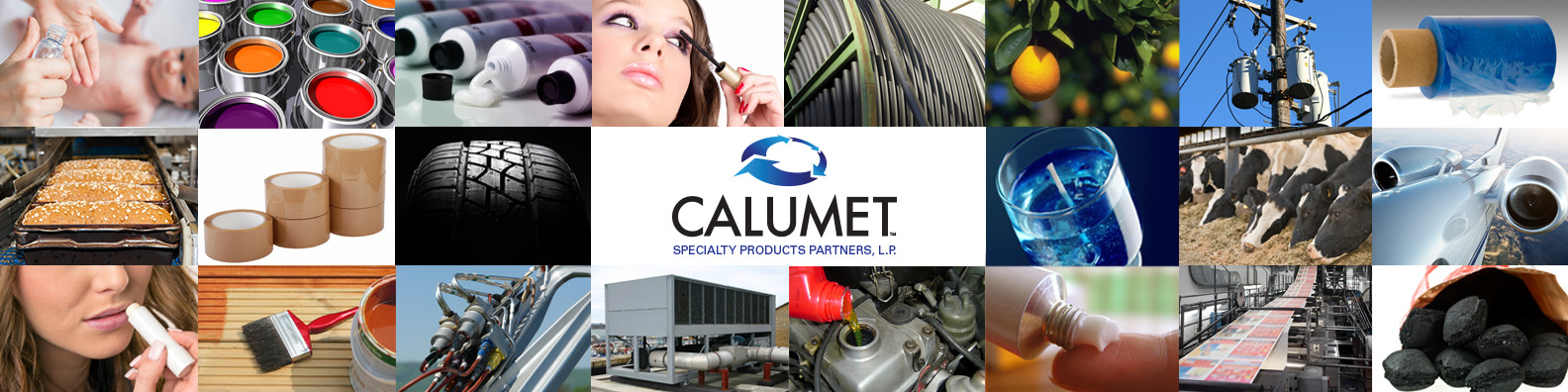 Calumet Specialty Products Partners, L.P Banner Image