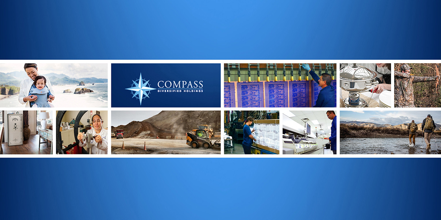 Compass Diversified Holdings Banner Image