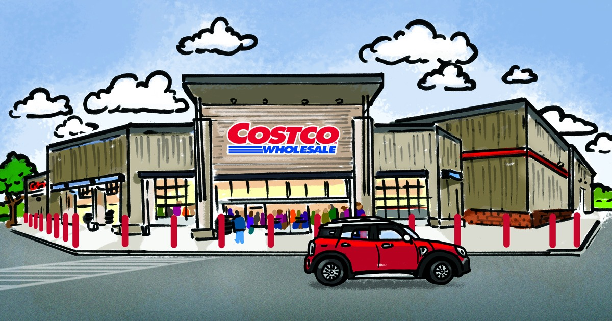 Costco Wholesale Corporation Banner Image