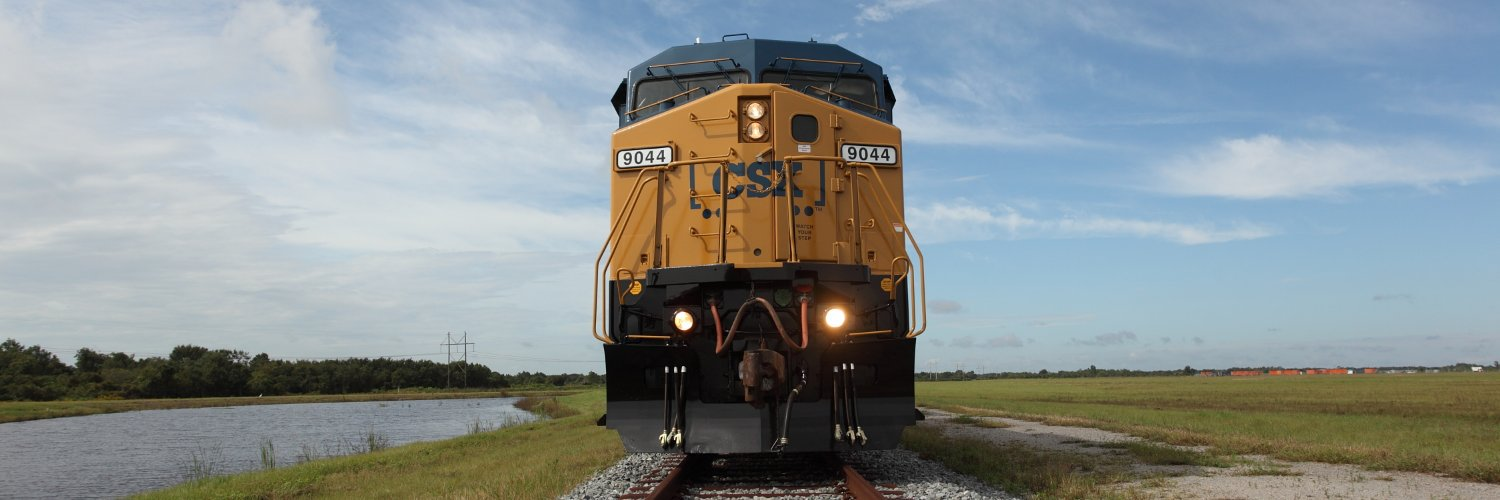 CSX Corp. Banner Image
