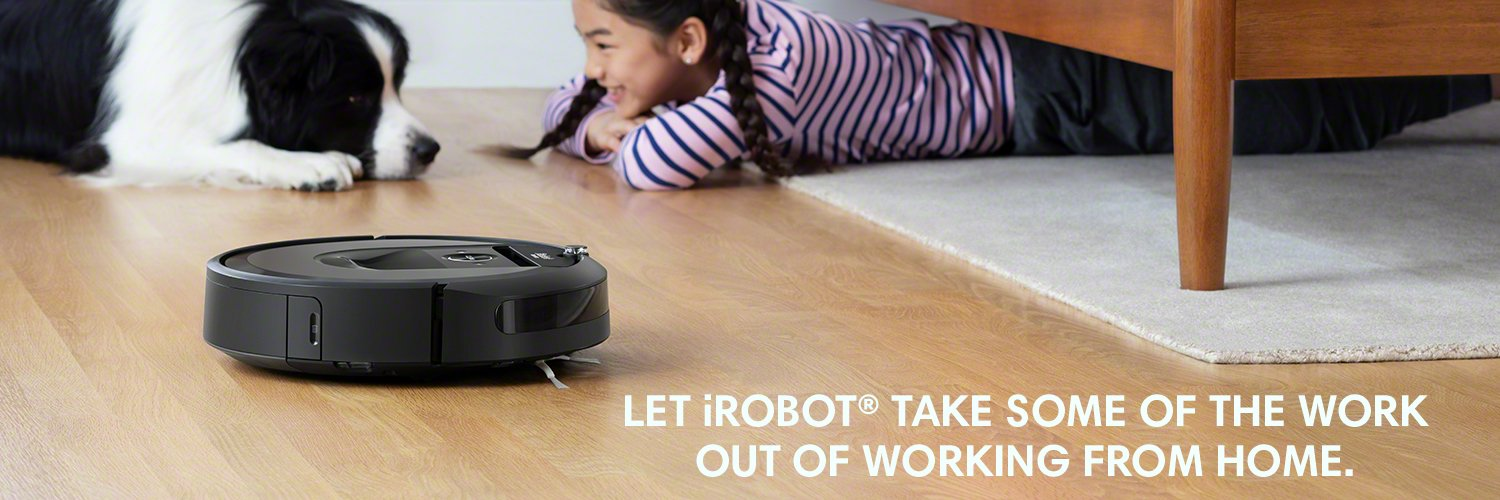 iRobot Corporation Banner Image