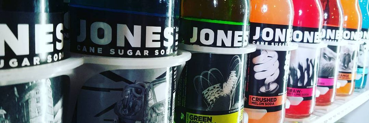 Jones Soda Co. Banner Image
