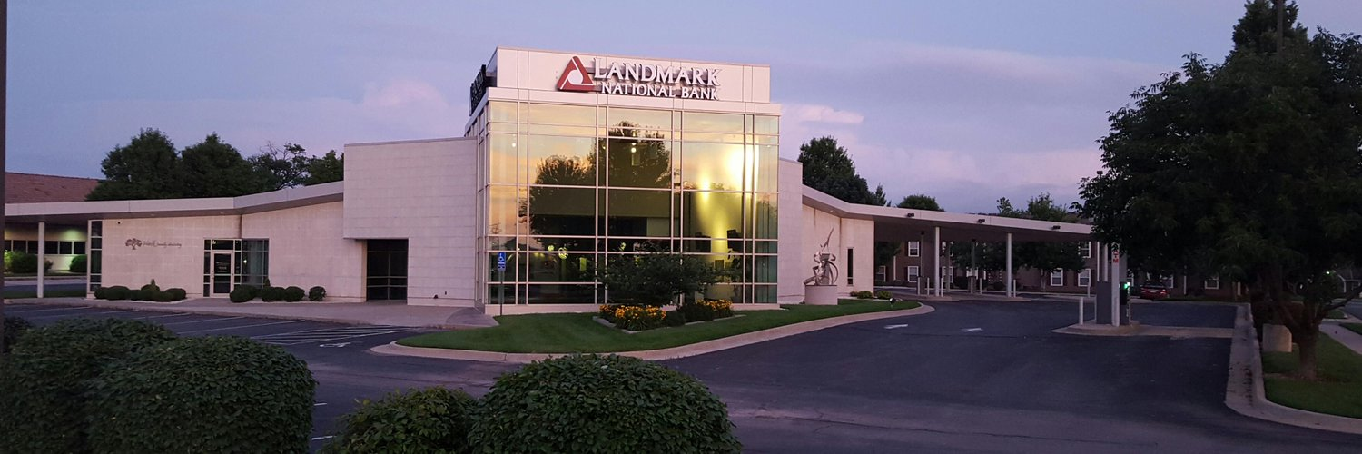 Landmark Bancorp Inc Banner Image