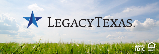 LegacyTexas Financial Group Inc Banner Image
