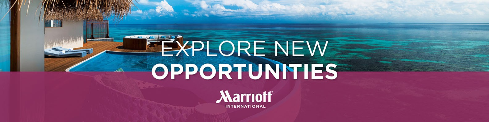 Marriott International, Inc. Banner Image