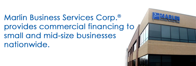Marlin Business Services Corp. Banner Image