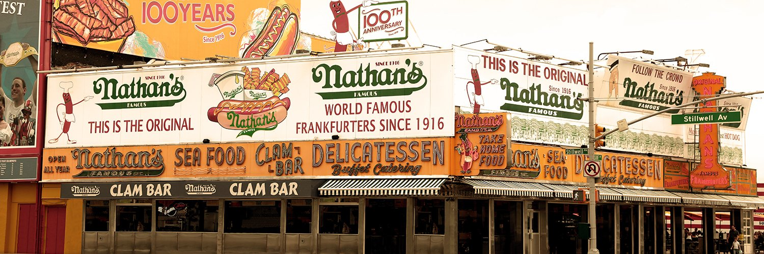 Nathan's Famous Inc. Banner Image