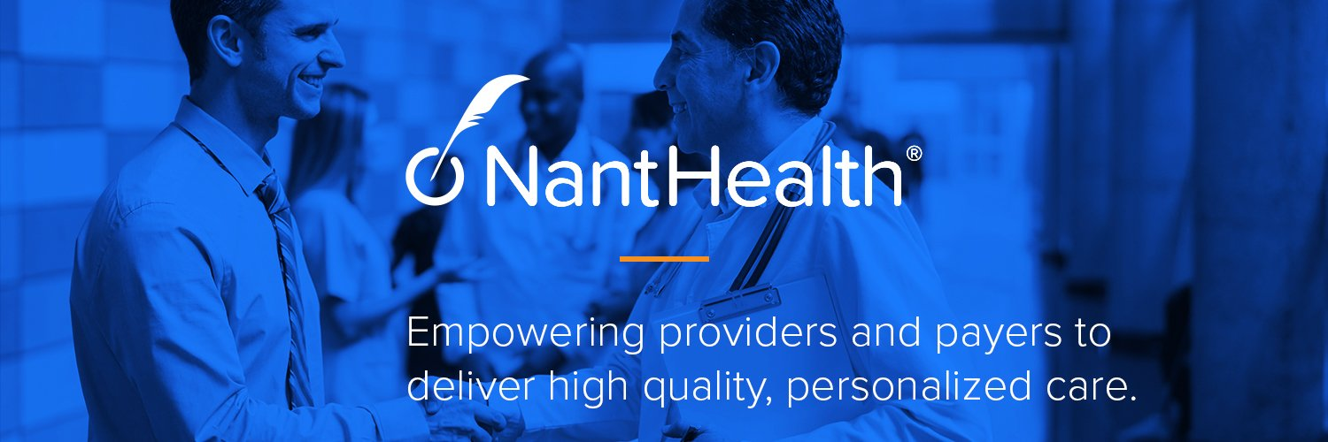 NantHealth, Inc. Banner Image