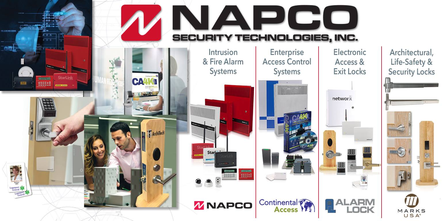 Napco Security Technologies, Inc. Banner Image