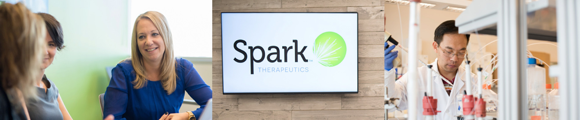 Spark Therapeutics Banner Image