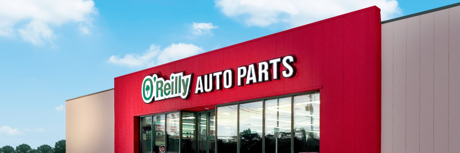 O'Reilly Automotive Inc. Banner Image