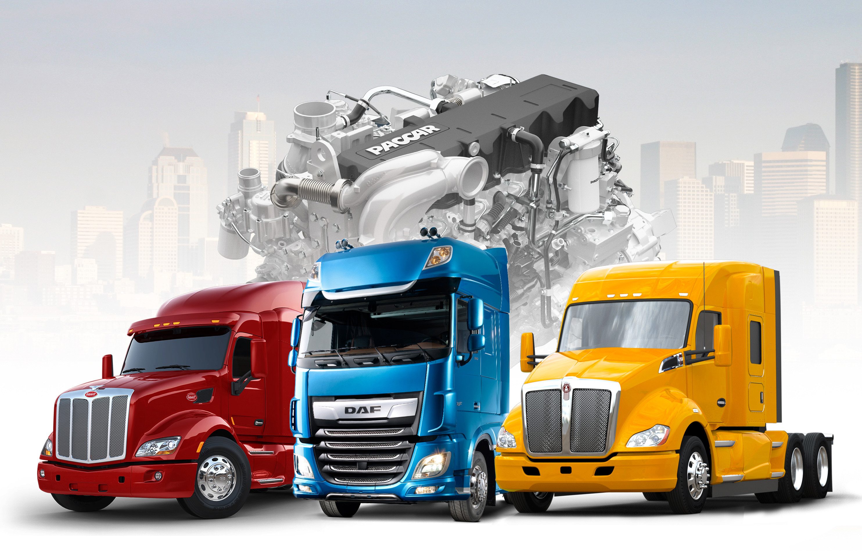 PACCAR Inc. Banner Image