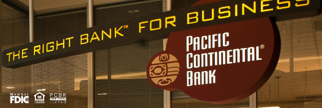 Pacific Continental Corporation Banner Image