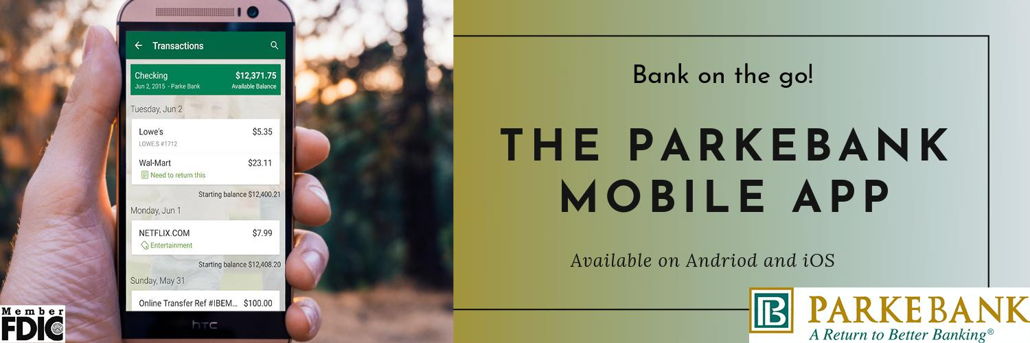 Parke Bancorp Banner Image