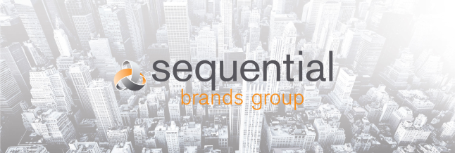 Sequential Brands Group, Inc. Banner Image