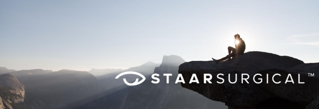 STAAR Surgical Co. Banner Image