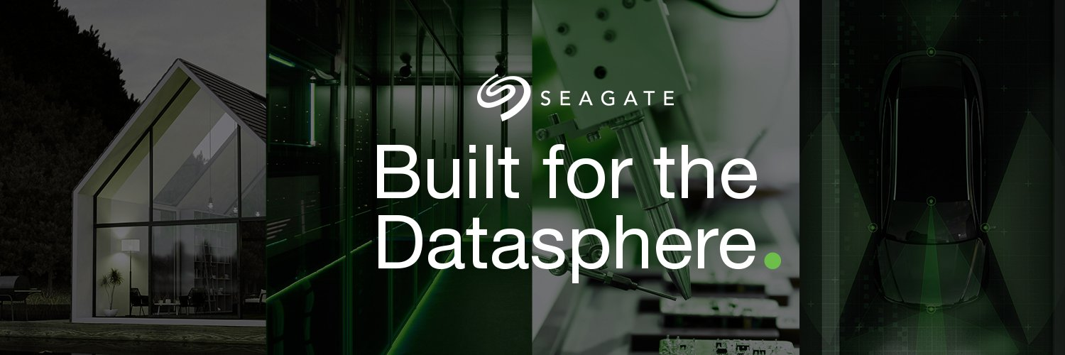 Seagate Technology PLC Banner Image