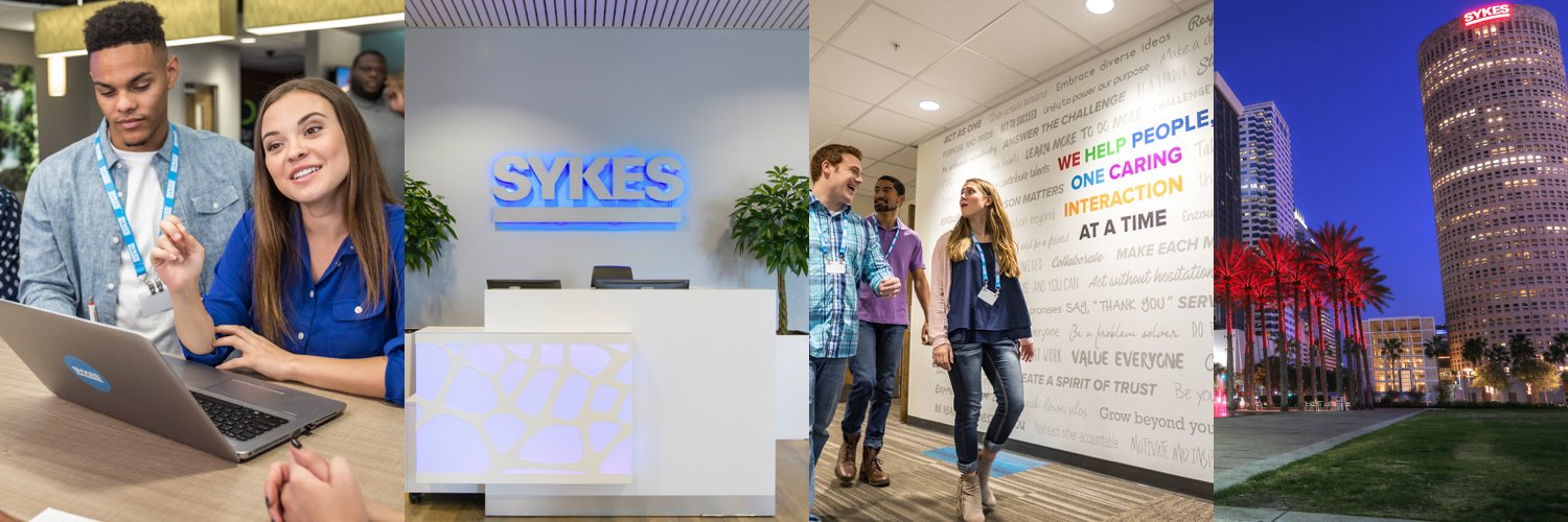 Sykes Enterprises, Incorporated Banner Image