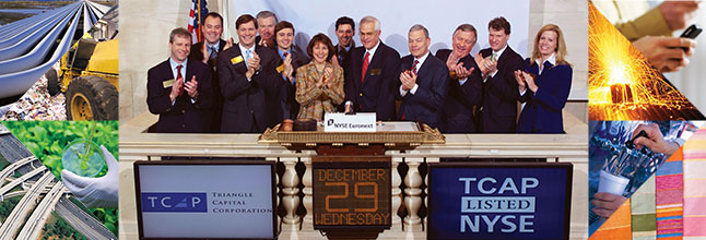 Triangle Capital Corporation Banner Image