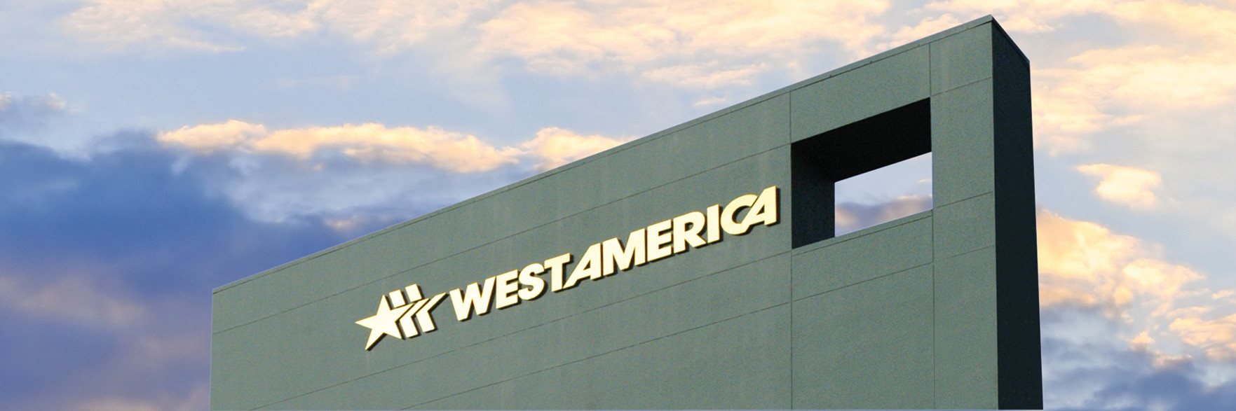 Westamerica Bancorp. Banner Image