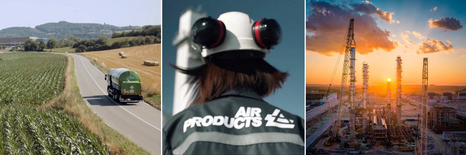 Air Products & Chemicals Inc. Banner Image
