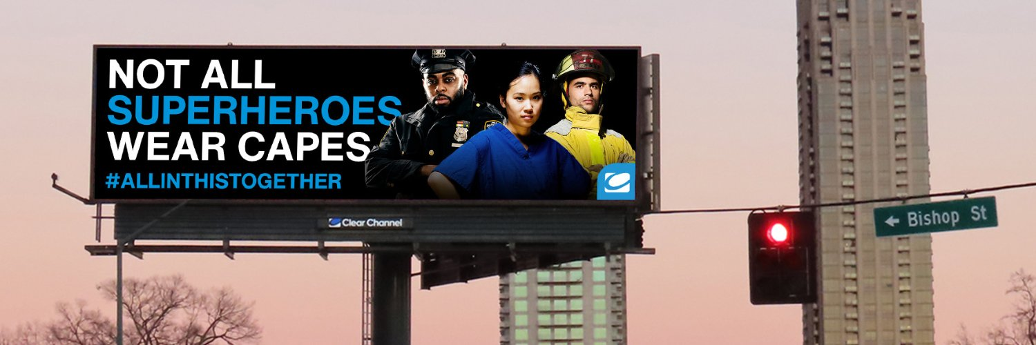 Clear Channel Outdoor Banner Image