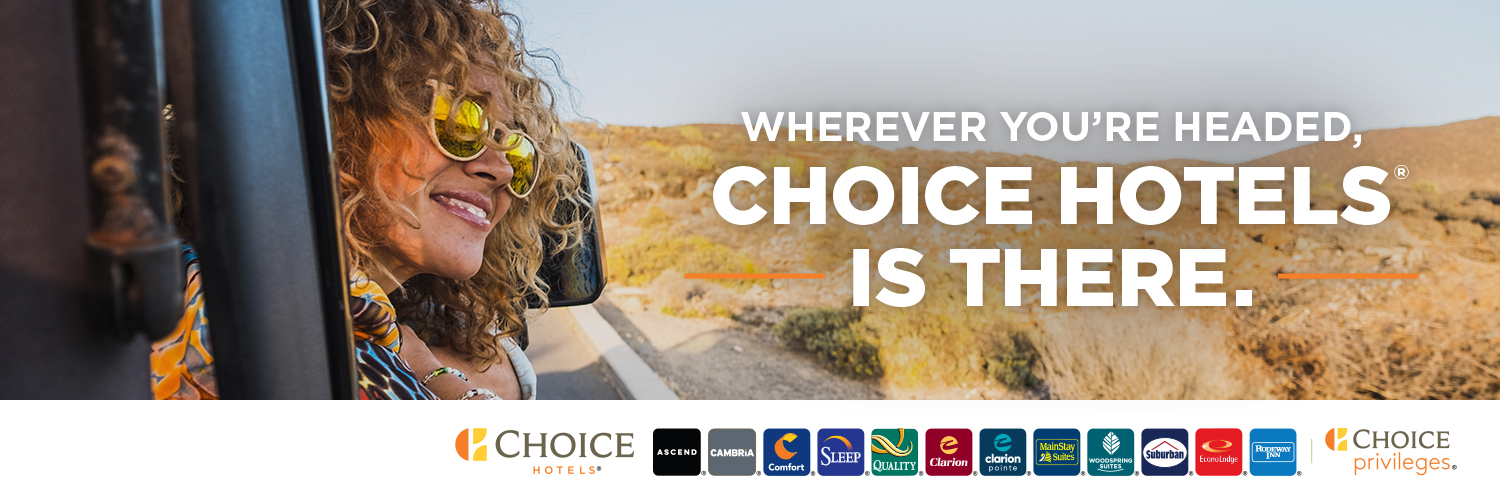 Choice Hotels International Inc. Banner Image
