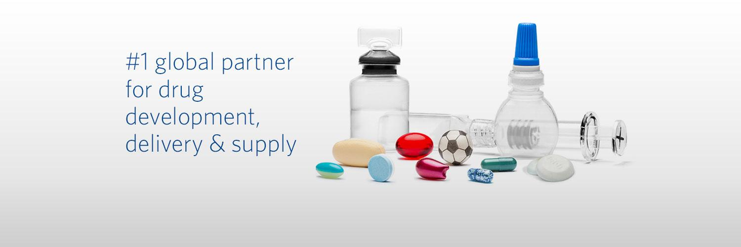 Catalent Inc Banner Image
