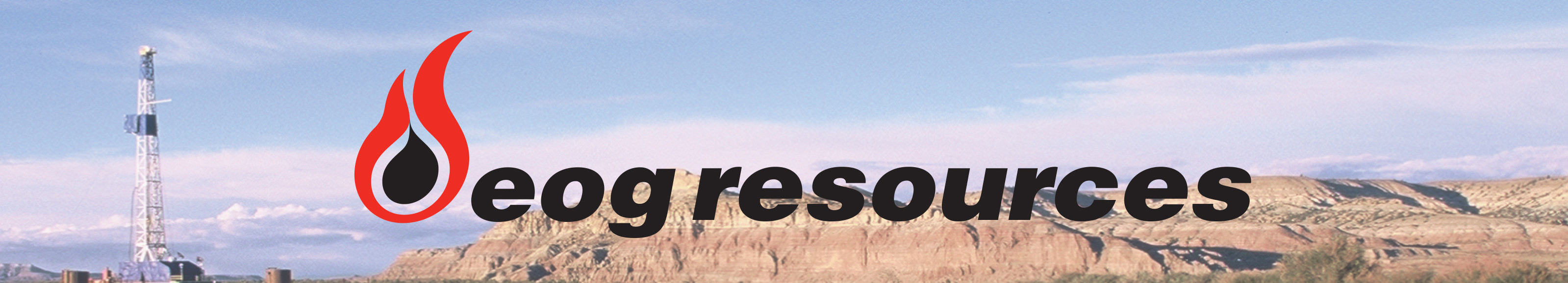 EOG Resources Banner Image