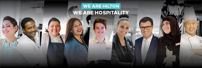 Hilton Worldwide Holdings, Inc. Banner Image