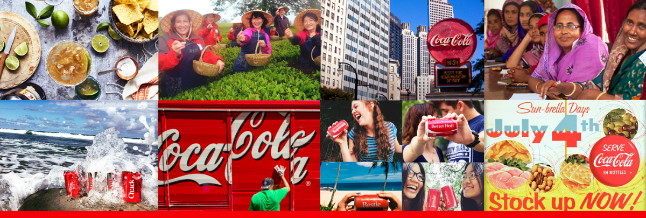The Coca-Cola Company Banner Image