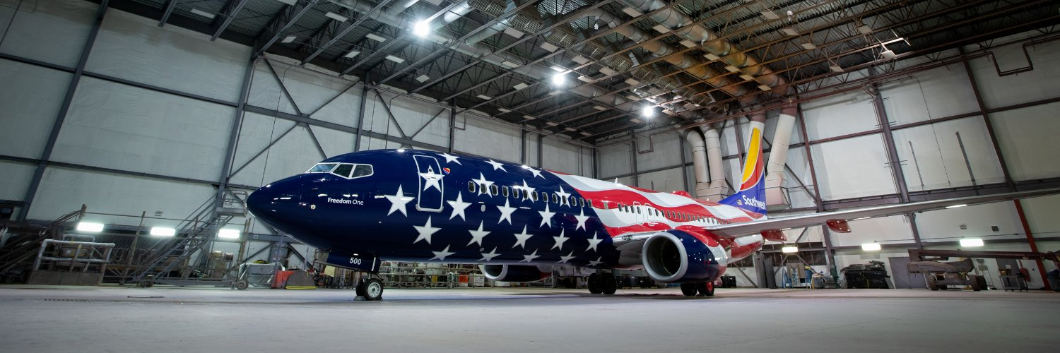 Southwest Airlines Co. Banner Image