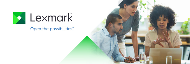 Lexmark International Inc. Banner Image