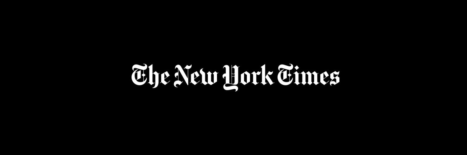 New York Times Banner Image