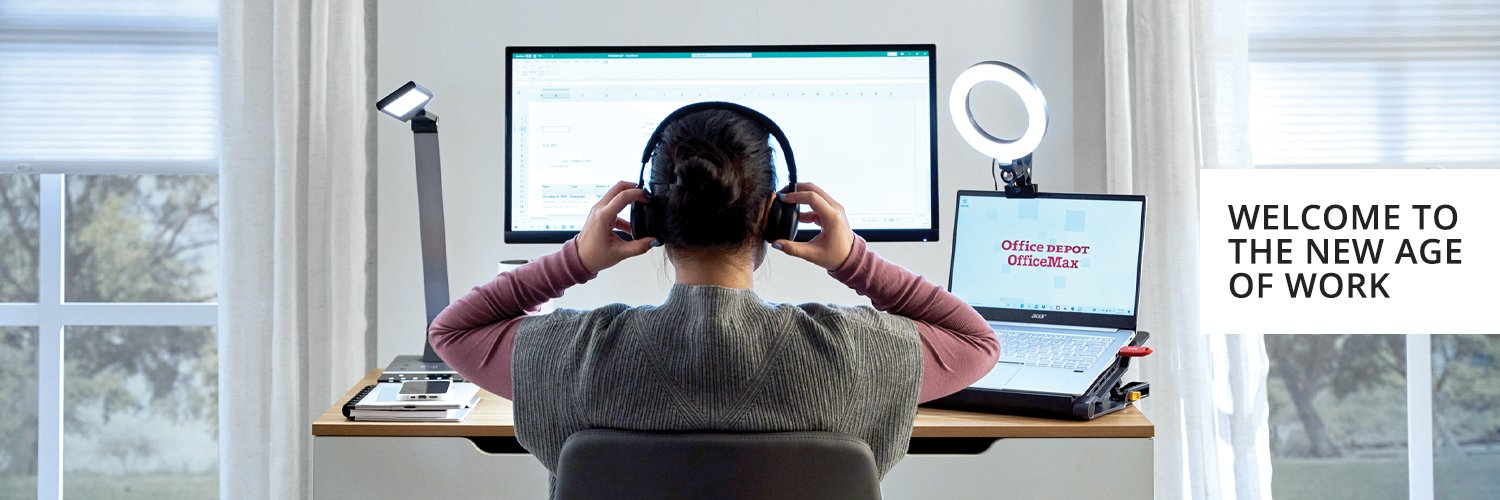 Office Depot, Inc. Banner Image