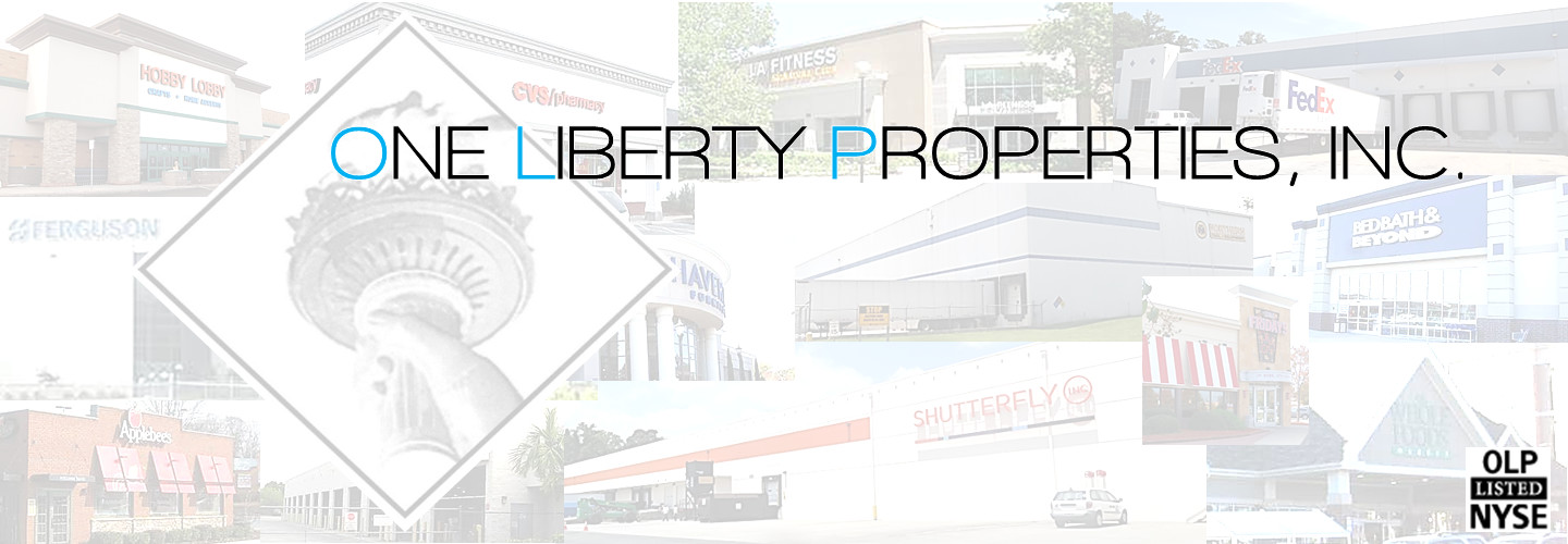 One Liberty Properties Banner Image