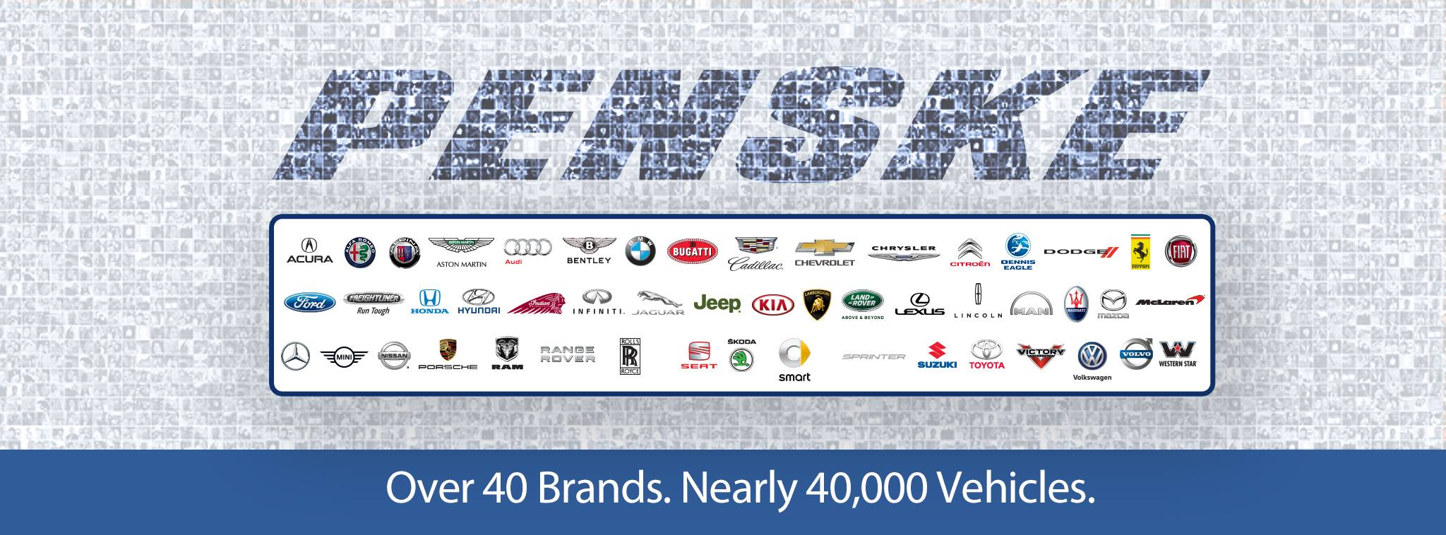 Penske Automotive Group, Inc. Banner Image