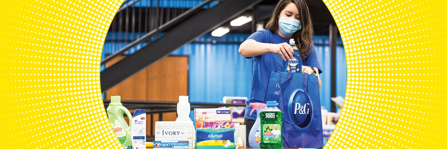 Procter & Gamble Co. Banner Image