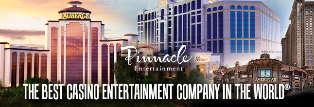 Pinnacle Entertainment Inc. Banner Image