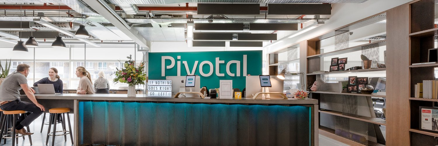 Pivotal Software, Inc Banner Image
